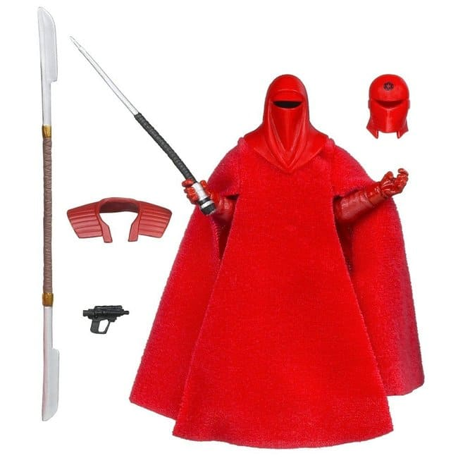 Star Wars Guarda Real do Império - The Black Series