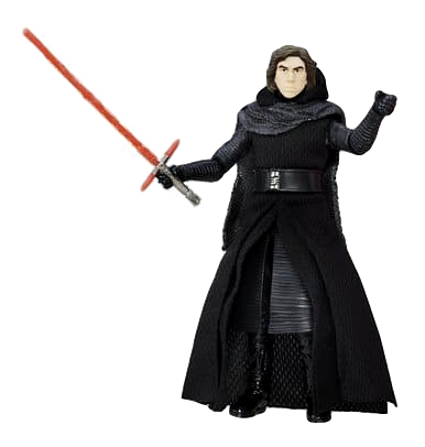 Star Wars Kylo Ren - The Black Series