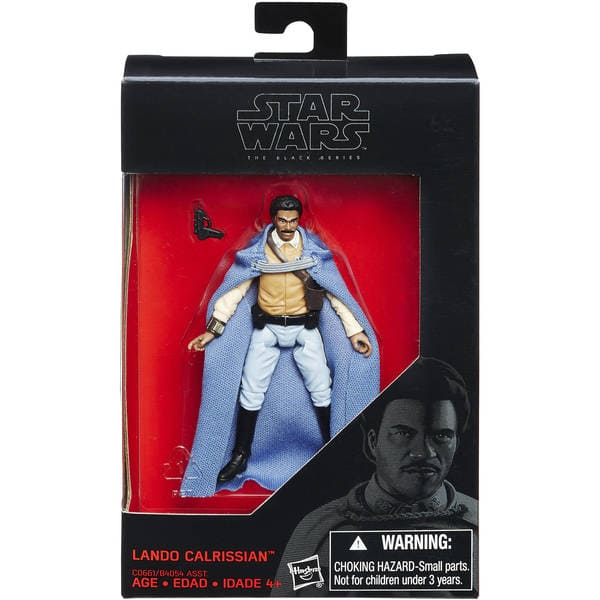 Star Wars Lando Calrissian - The Black Series