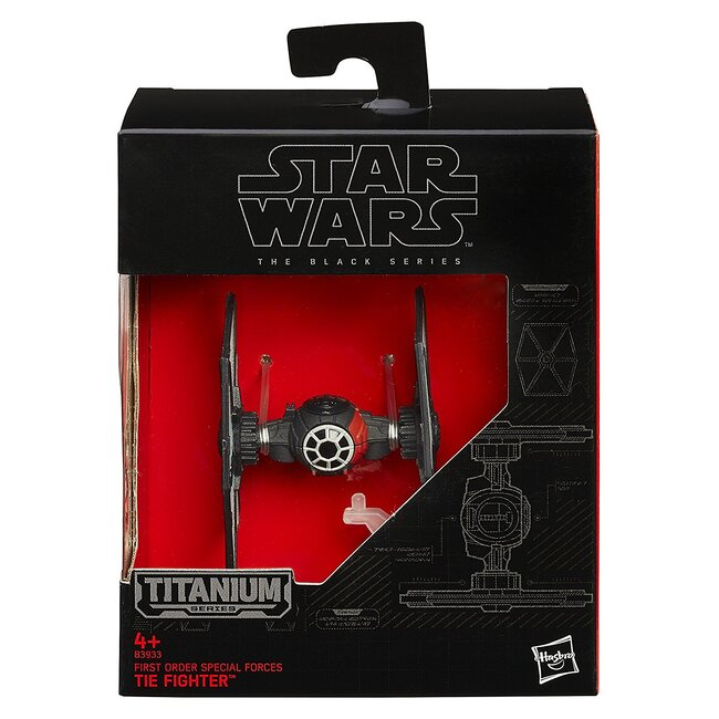 Star Wars Tie Fighter First Order Special Forces - The Black Series