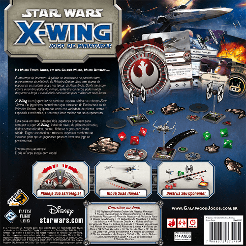 Star Wars X-Wing - Despertar da Força