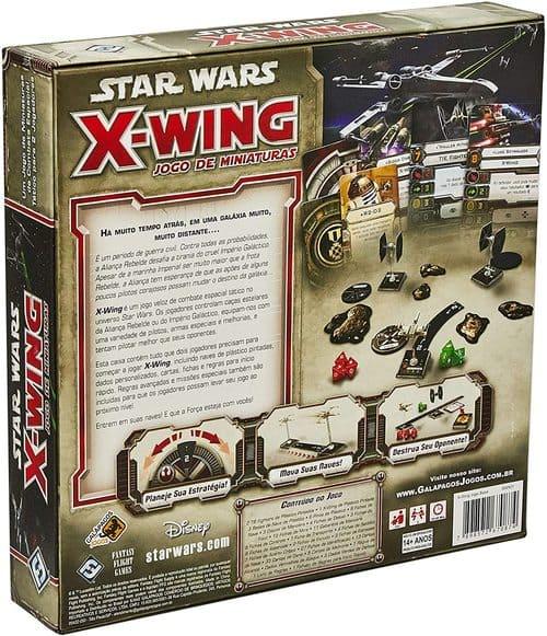 Star Wars X-Wing Jogo Base