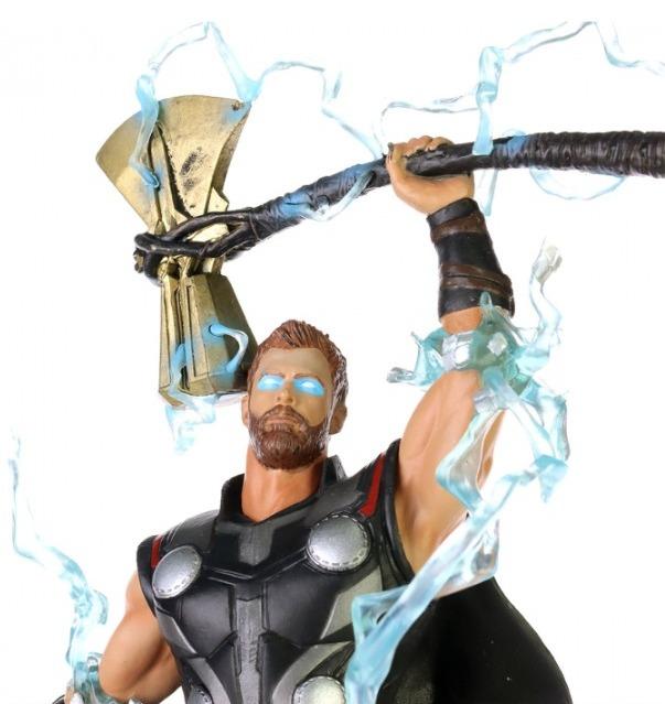 Thor - Vingadores: Guerra Infinita - Gallery Diorama - Diamond