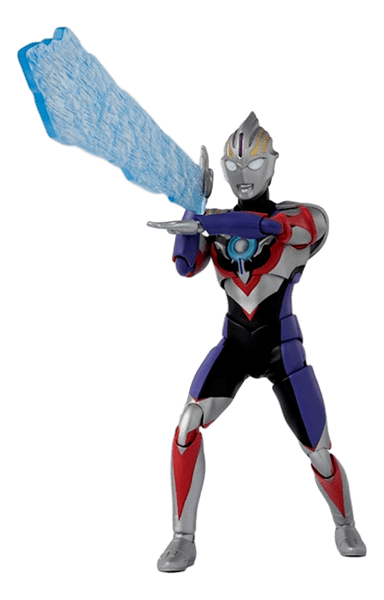 Ultraman Orb Spacium Zeperion - S.H. Figuarts - Bandai