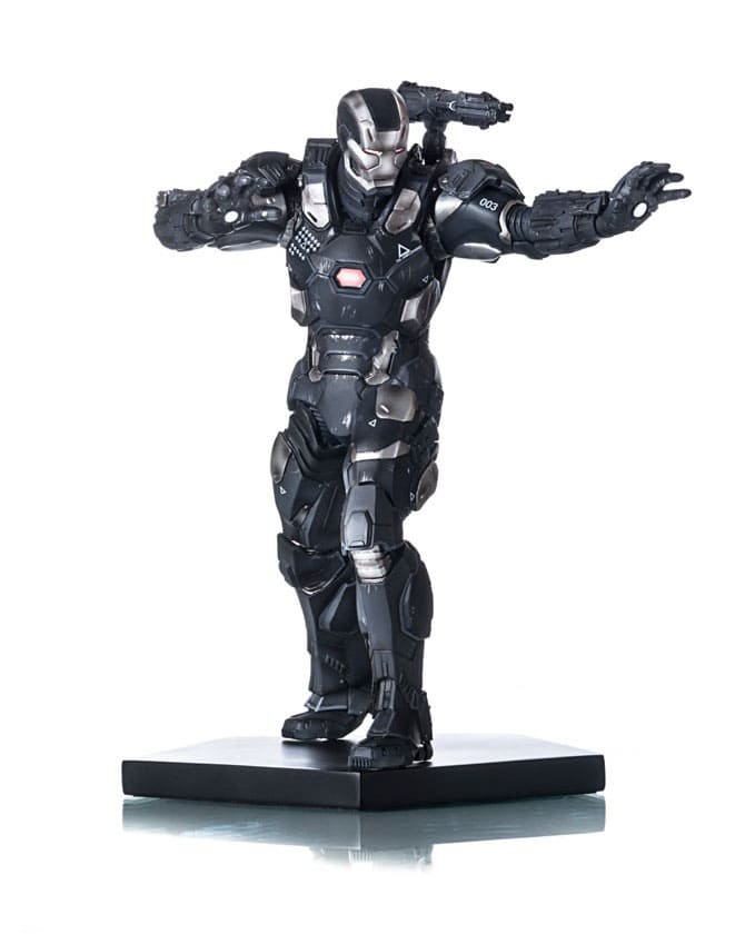 War Machine 1:10 - Captain America: Civil War - Iron Studios