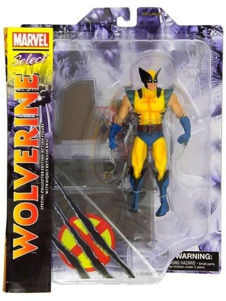 Wolverine - Marvel Select - Diamond