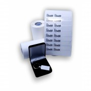 10 Rolos Etiqueta 95x15 Bopp Adesiva Otica E Joia
