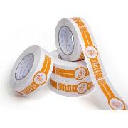 10.000 Etiqueta Lacre Segurança Para Delivery Personalizado