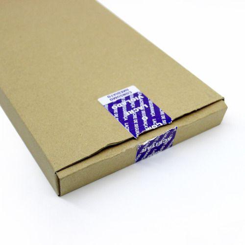 Lacre De Segurança Adesivo Delivery Ifood Rappi 1.000 Und