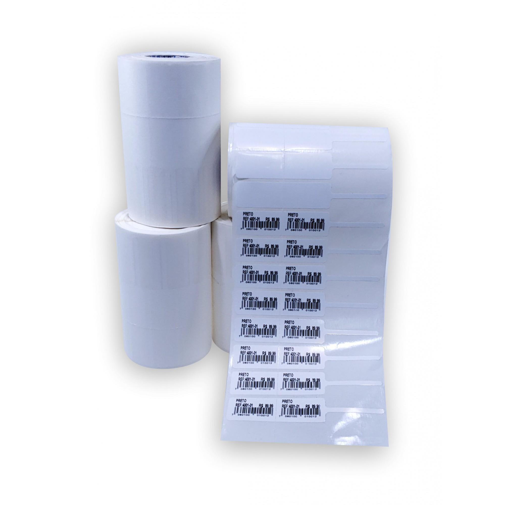 Etiqueta 95x15 Bopp Adesiva Otica E Joia