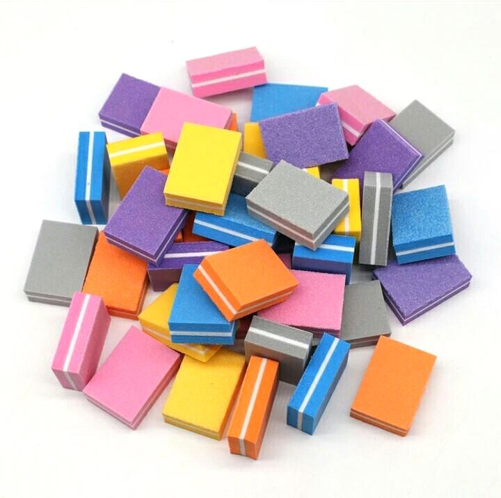 10 Mini Lixas Bloco - Cores Variadas