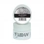 GEL - T3 SPARKLE LED/UV 7G - PLATINUM - 6969