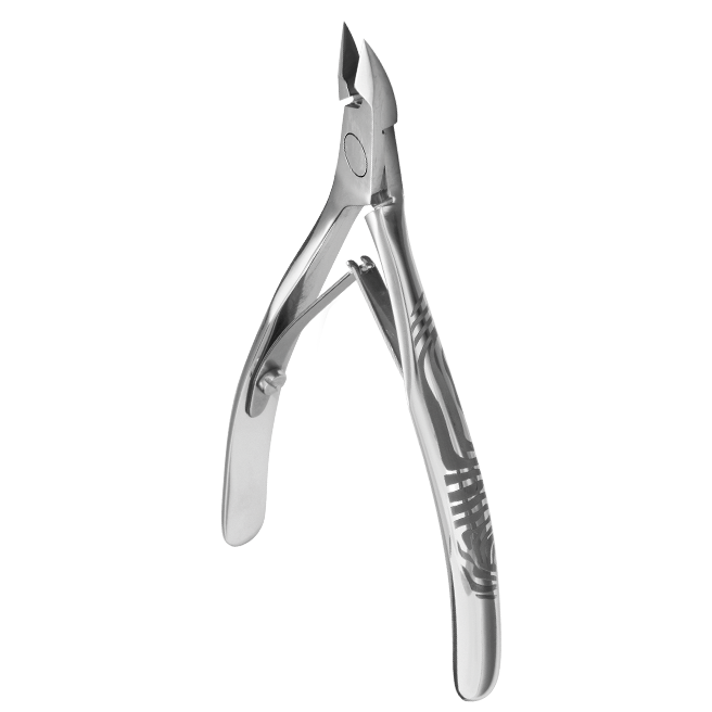 Alicate de Cutícula Staleks Pro - NX-20-8 - Série Exclusive 20
