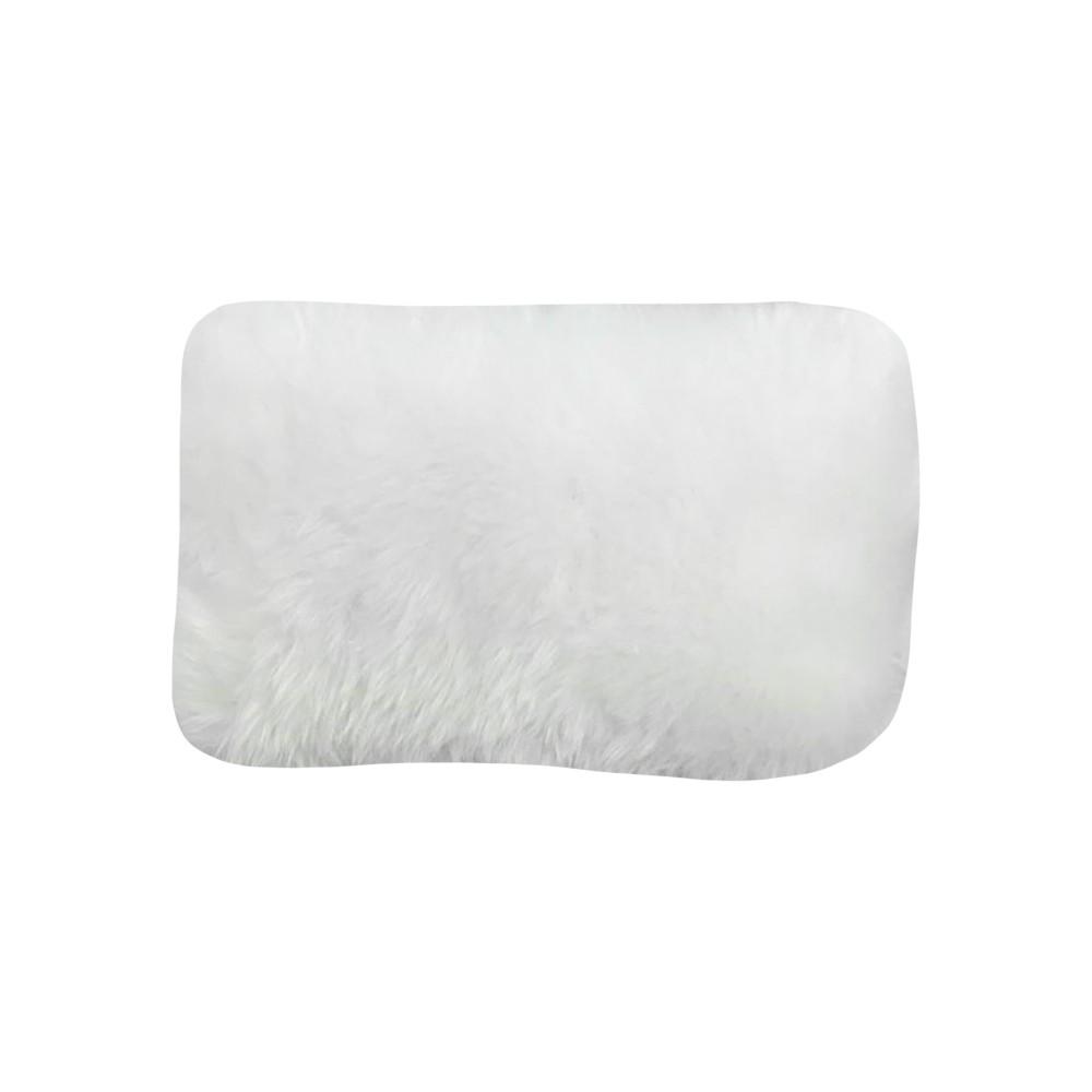 Almofada Pelúcia - Branco - DN251-1