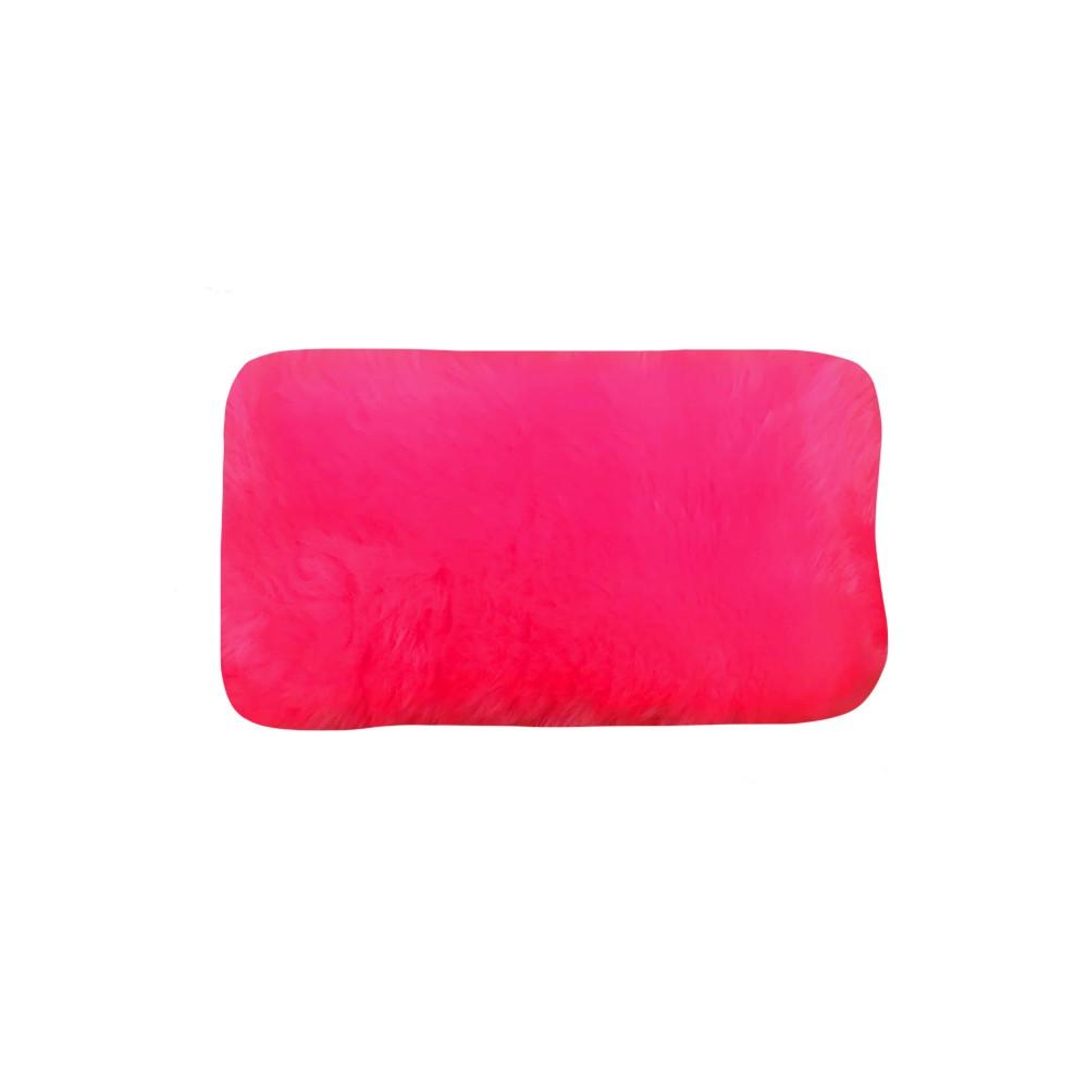 Almofada Pelúcia - Rosa Pink - DN251-3