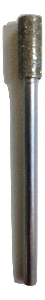 Broca Diamantada para Along/Manut - Cilindrica extremidade plana -00085