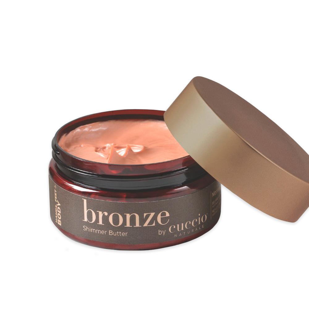 Bronzeador Cuccio - Bronze Shimmer Butter - 226g - CNSC1165