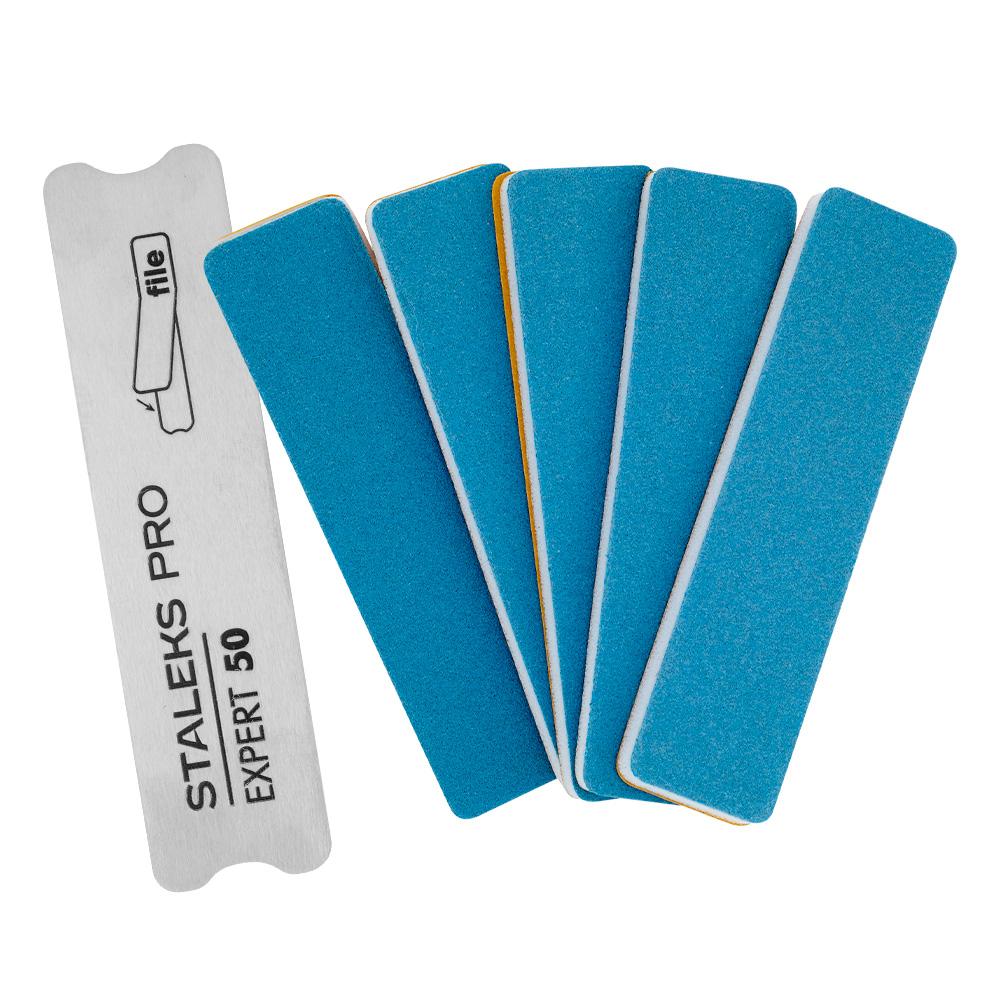 Kit Lixa Metal Base MBE 50 + Refil Lixas DFE-51-240 10un
