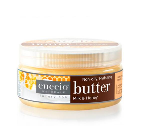 Creme Butter Blend Cuccio - Milk and Honey- 237g- CNSC1005