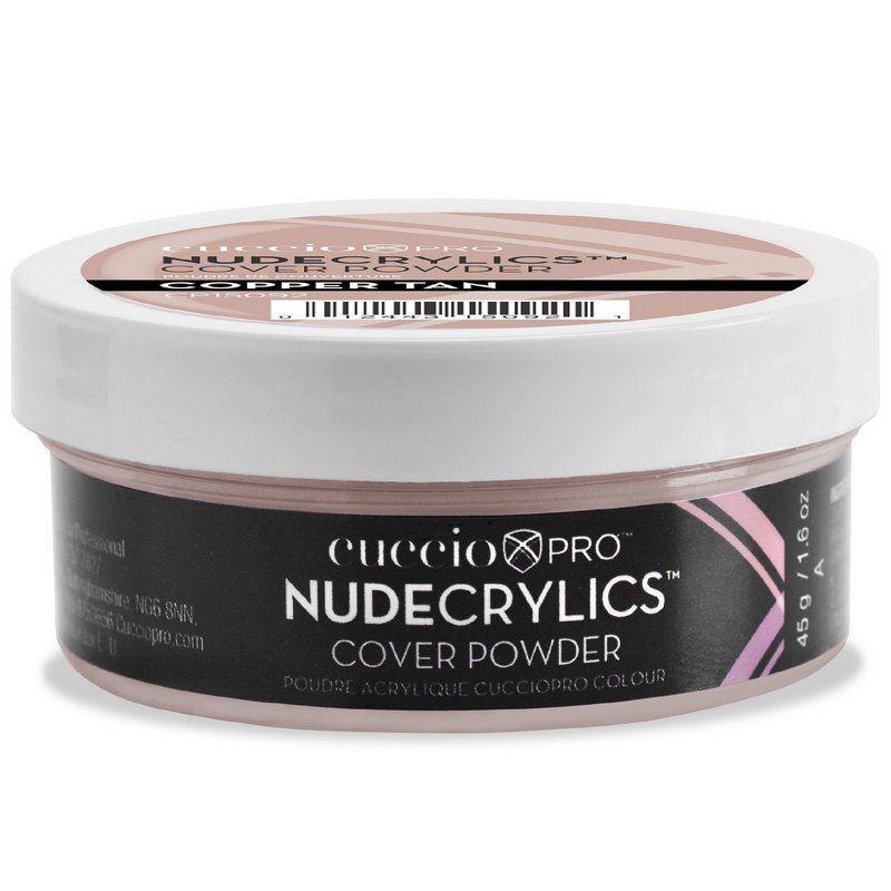 Cuccio Nudecrylic Pó Acrílico - COPPER TAN - 45g - -15092