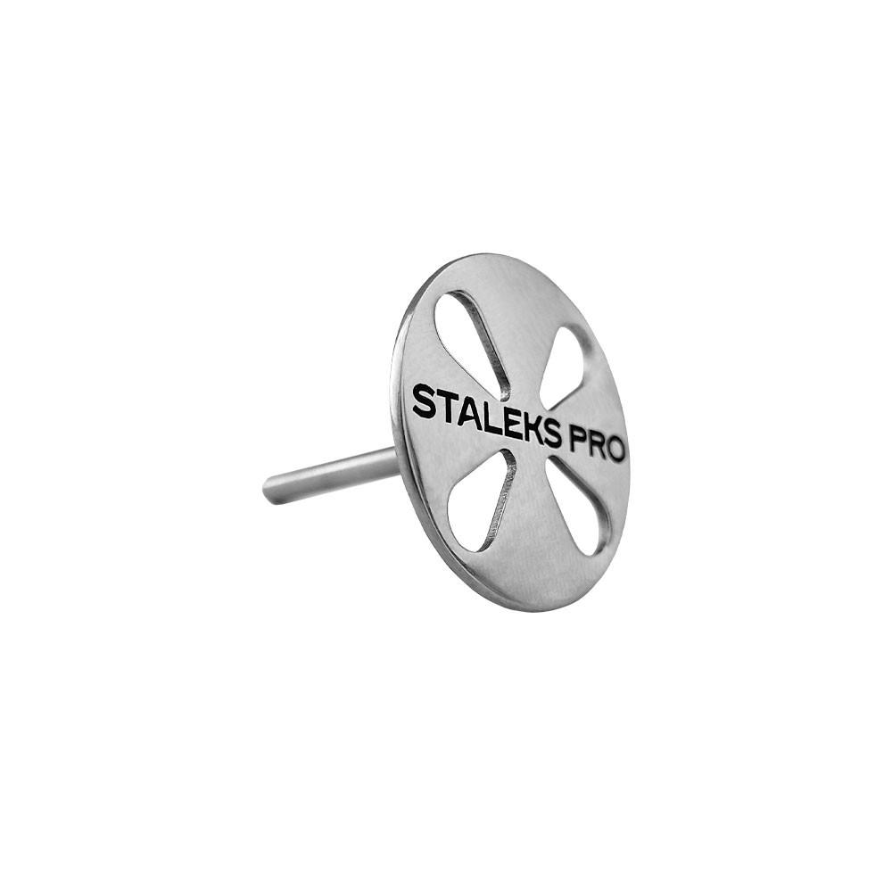 Disco de Pedicure Staleks Pro com 5 refis -25 MM- PDSET-25