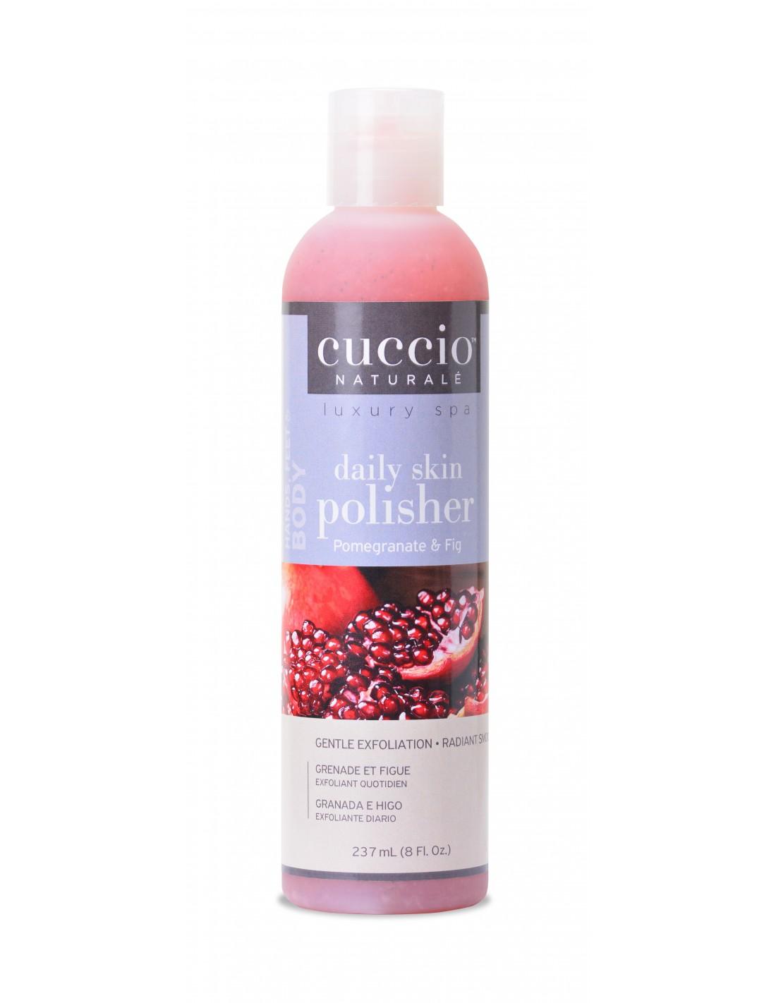 Esfoliante Cuccio - Daily Skin Polisher  - Pomegranate - 237ml - CNSC3415