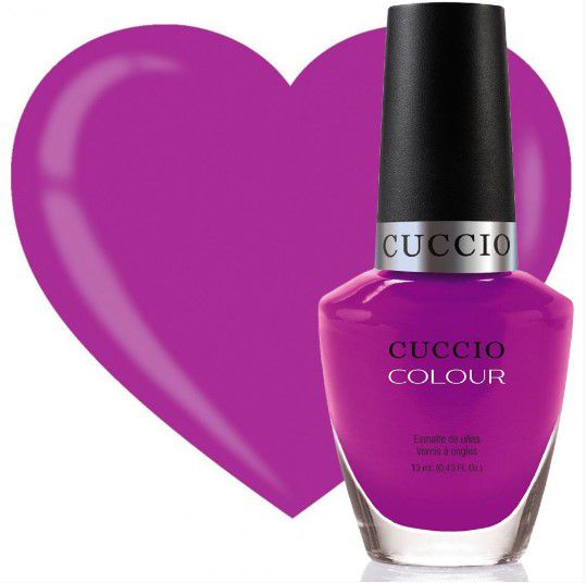 ESMALTE COLOUR CUCCIO- AGENT OF CHANGE - 13ML - 1215