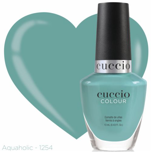 Esmalte Colour Cuccio - Aquaholic 13ml - PL1254