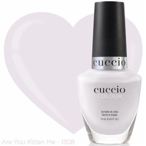 Esmalte Colour Cuccio - Are You Kitten Me? - PL1308
