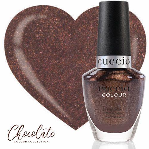 Esmalte Colour Cuccio - BROWNIE POINTS- PL1293