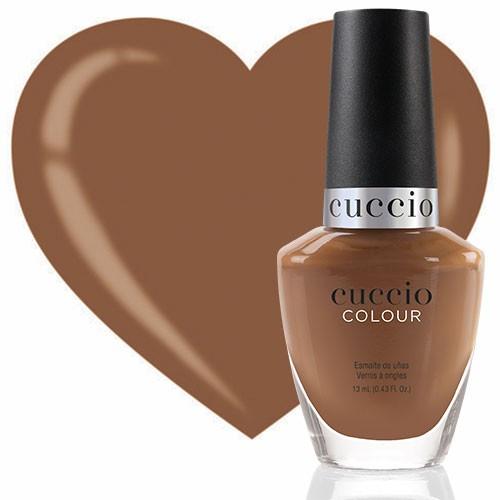 Esmalte Colour Cuccio - CARAMEL KISSES -PL1294