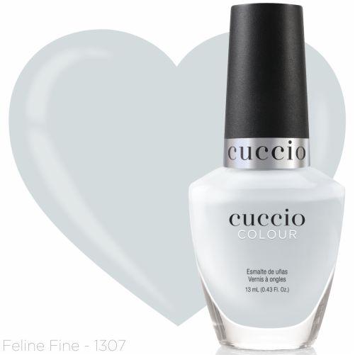 Esmalte Colour Cuccio - Feline Fine - PL1307