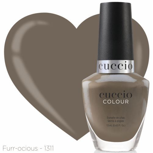 Esmalte Colour Cuccio - Fur Ocious - PL1311
