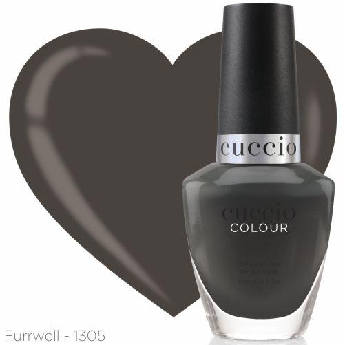 Esmalte Colour Cuccio - Furwell 2020 - PL1305