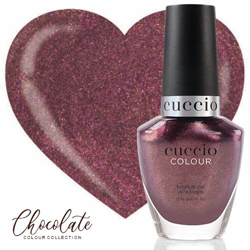 Esmalte Colour Cuccio - GETTING INTO TRUFFLE- PL1290