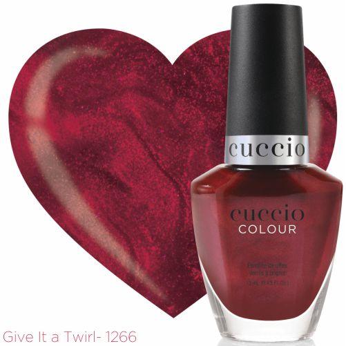 Esmalte Colour Cuccio - Give It a Twirl - PL1266