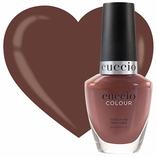 Esmalte Colour Cuccio - HOT CHOCOLATE COLO DAYS -PL1289