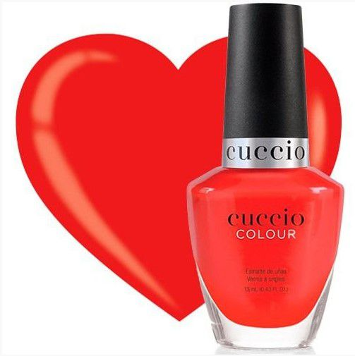 ESMALTE COLOUR CUCCIO- LEFS NOT FARENHEIT - 13ML - 1248