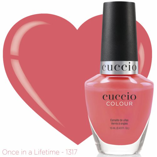 Esmalte Colour Cuccio - Once In a Lifetime - PL1317