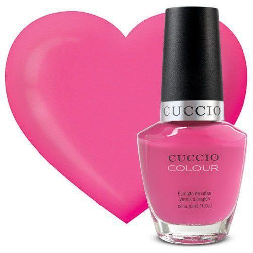 ESMALTE COLOUR CUCCIO- PINK CADILAC - 13ML - 1111