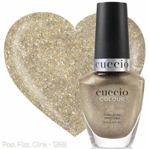 Esmalte Colour Cuccio - Pop, Fizz, Clink - PL1269