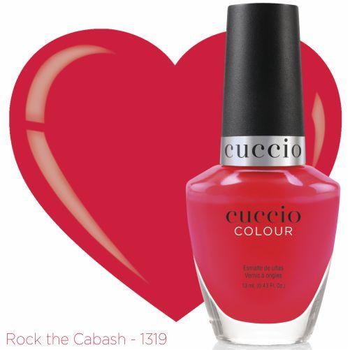 Esmalte Colour Cuccio - Rock the Casabah - PL1319