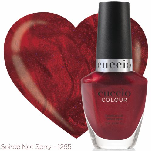 Esmalte Colour Cuccio - Soiree, Not Sorry - PL1265