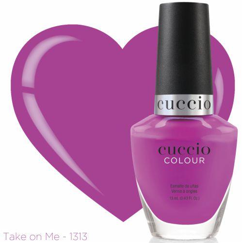 Esmalte Colour Cuccio - Take On Me - PL1313