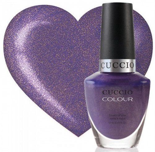 ESMALTE COLOUR CUCCIO- TOUCH OF EVIL - 13ML - 1184