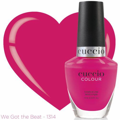 Esmalte Colour Cuccio - We Got The Beat - PL1314