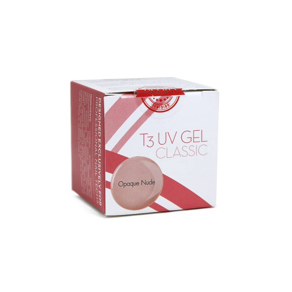 Gel Star Nail T3 CLASSIC - Opaque Nude - 28 g - 1292