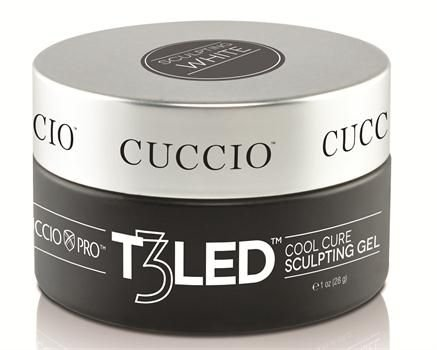 Gel T3 LED/UV Cuccio Pro - Controle Total - Clear - 28g - 6948