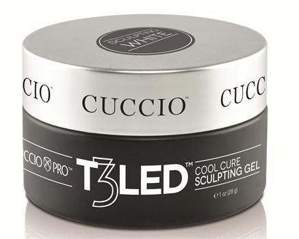 Gel T3 LED/UV Cuccio Pro - Self Leveling - Opaque Petal Pink - 28g - 6939