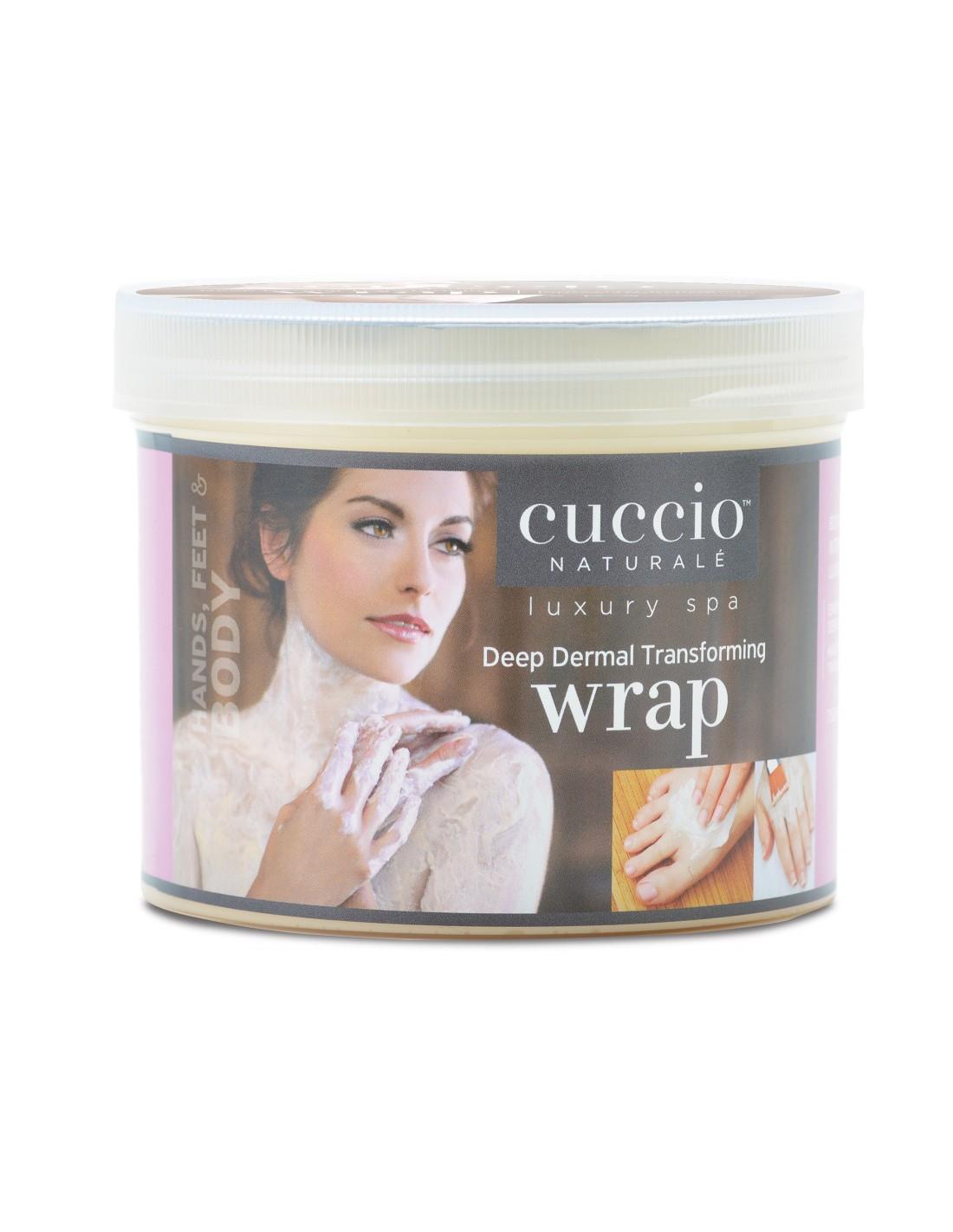 Hidratante Cuccio - Deep Dermal Wrap - 750g - CNSC6406